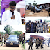 Basketmouth buries late mother in tears (Photos)