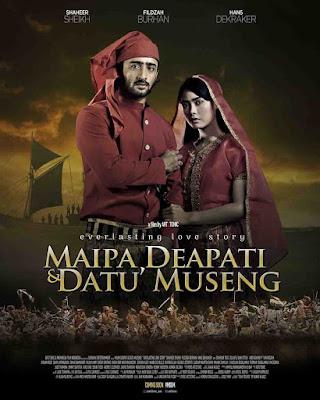 Film Maipa Deapati dan Datu Museng 2018
