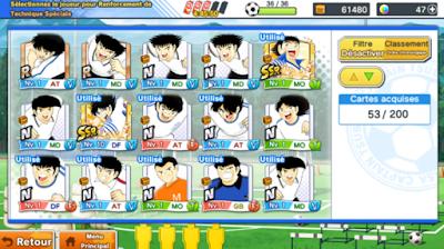 Download Mod Captain Tsubasa Dream Team Terbaru