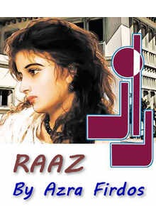 Raaz Urdu Novel By Azra Firdous PDF Free Download