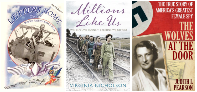 World War Two Women Book Recommendations