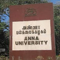 Anna University Chennai Results 2017