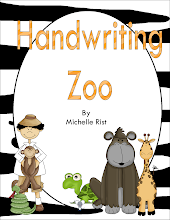 Handwriting Zoo