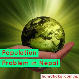 Population Problem in Nepal