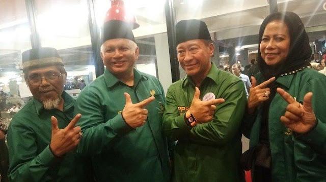 Pesan Khusus Ketum PPP untuk Prabowo Agar Menang Pilpres