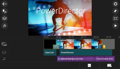 تطبيق تعديل الفيديو والكتابة عليه, تطبيق PowerDirector Video Editor App للأندرويد, برنامج تعديل الفيديو للأندرويد, تحميل تعديل الفيديو, تطبيق تحرير الفيديو باللغه العربية جديد, تطبيق PowerDirector Video Editor App مدفوع للأندرويد