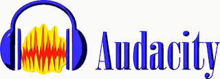 Logo do Audacity