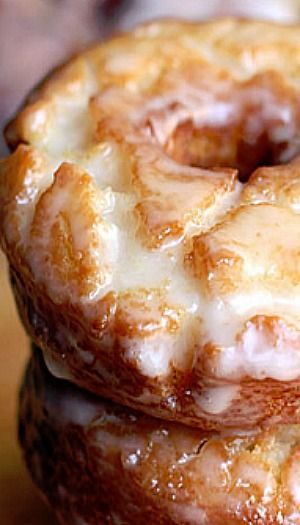 You don't need any fancy equipment or ingredients to make amazing homemade donuts! These old-fashioned sour cream donuts are slightly crisp on the outside and tender in the middle with a simple and