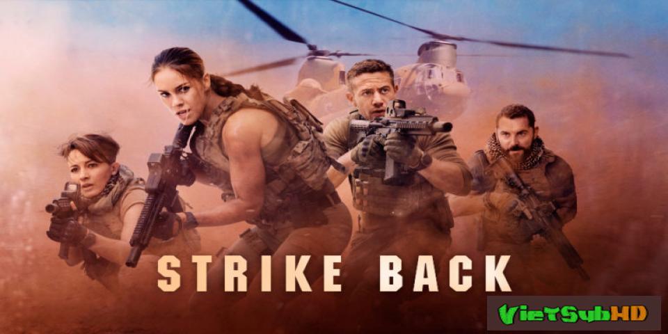 Phim Trả Đũa (Phần 6) Tập 4 VietSub HD | Strike Back (Season 6) 2017