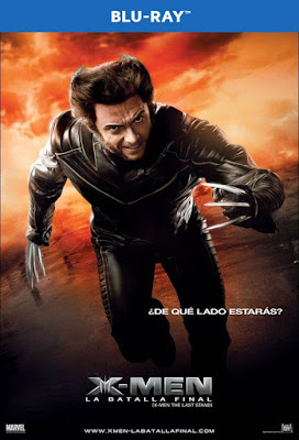 X3 (X-Men 3 The Last Stand) 2006 BD25 Latino