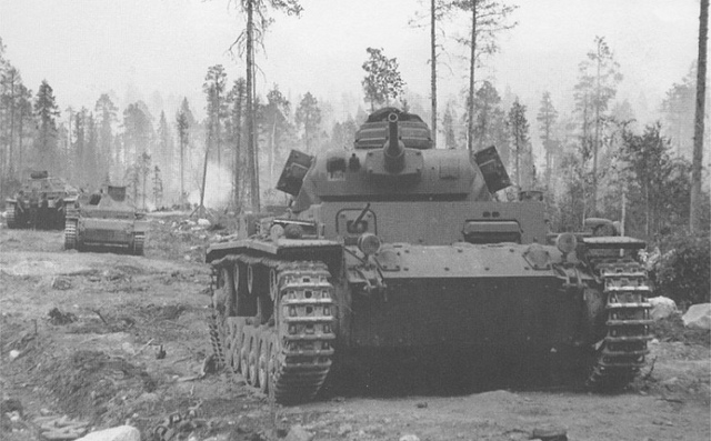 German Panzer II, 16 July 1941 worldwartwo.filminspector.com