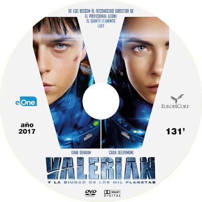 Valerian y la Ciudad de los Mil Planetas - [2017]