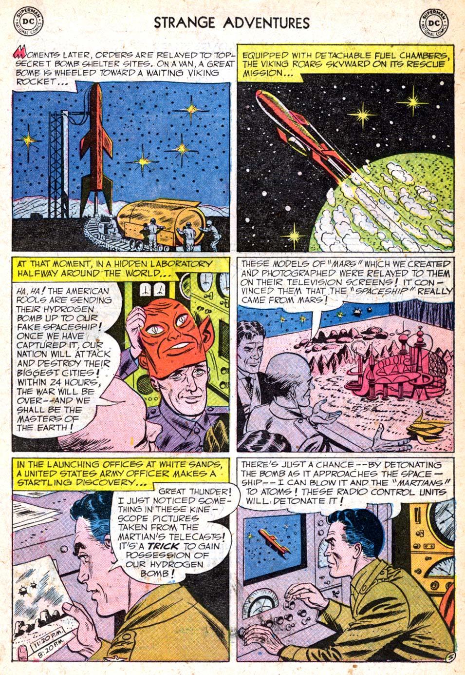 Strange Adventures (1950) issue 25 - Page 23