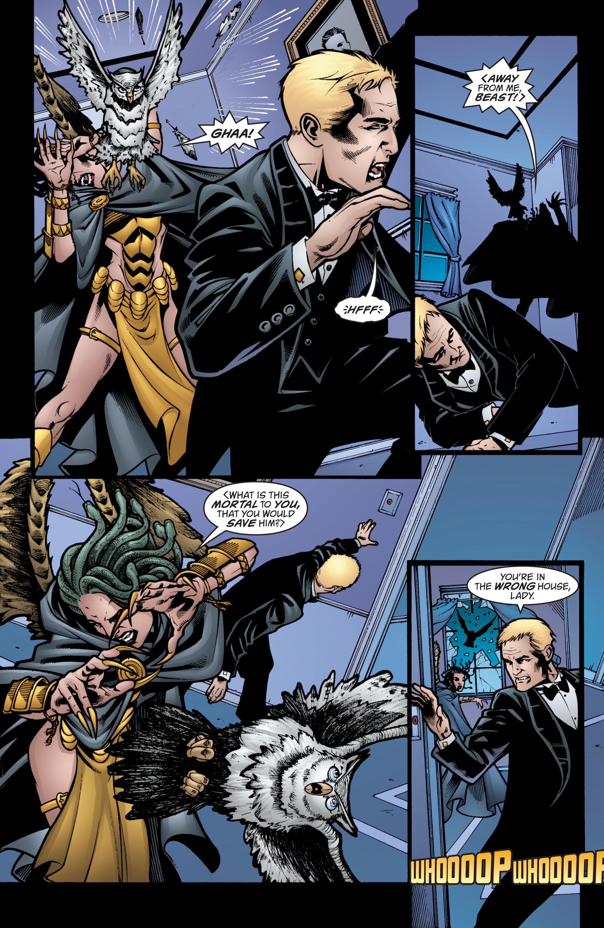 Read online Wonder Woman (1987) comic -  Issue #208 - 16