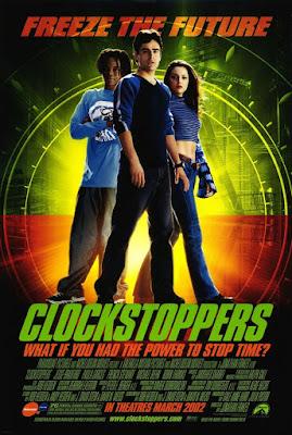 Clockstoppers (2002) คล็อคสต็อปเปอร์ เบรคเวลาหยุดอนาคต