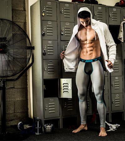 Junk Underjeans Raw Street Runner Underwear Aqua Gayrado Online Shop