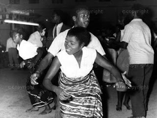 See How a Nigerian Night Club Looked Like In 1950 (Photos)