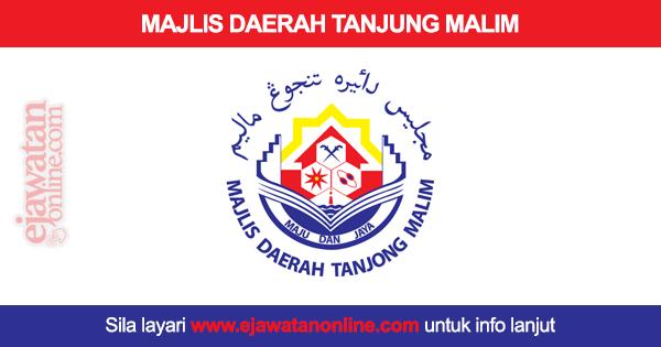 Majlis Daerah Tanjung Malim Mdtm 31 Januari 2017 Jawatan Kosong 2020