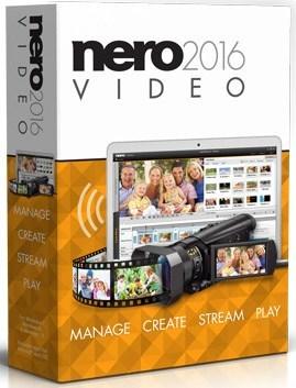 برنامج نيرو تعديل و تحرير الفيديو Nero Video 2017