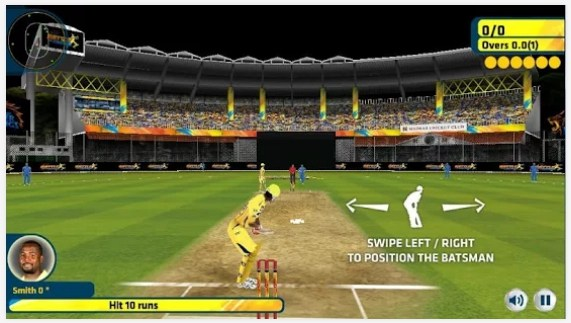 Battle of Chepauk ipl cricket game for android free download