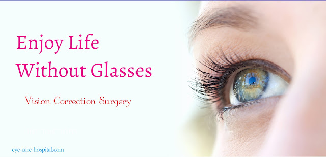 LASIK Eye Surgery in Delhi