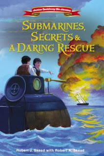 a book review of Submarines, Secrets and a Daring Rescue