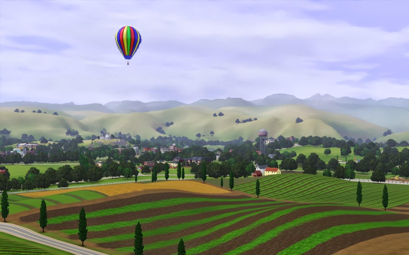 Summer's Little Sims 3 Garden: Riverview List of Houses