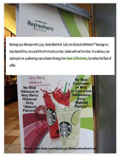 Fresh You Nutrition Fitness And Wellness Rewind On Starbucks