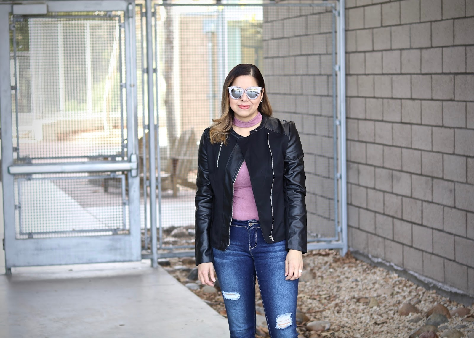 Latina fashion blogger, Mexican fashion blogger, quay sunglasses