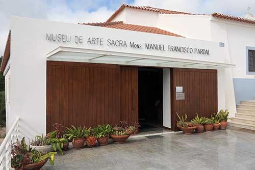 Museum of Sacred Art, Aljezur.