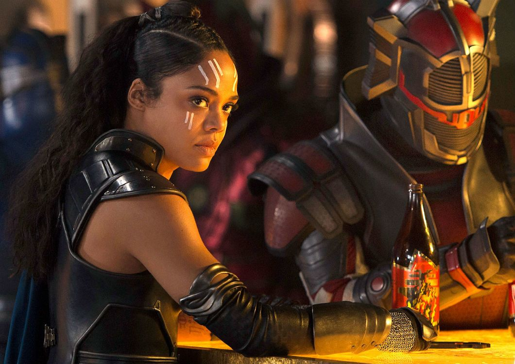 Thompson, working on Thor: Ragnarok presented physical challenges she readily embraced to bring the character to life.