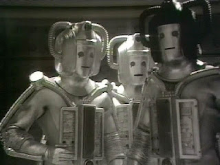 Doctor Who Revenge of the Cybermen