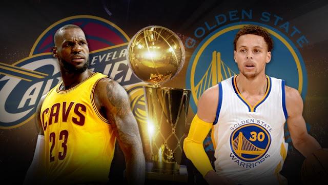 Resultado de imagem para NBA Finals Game 2 - Cleveland Cavaliers vs Golden State Warriors - Full Game