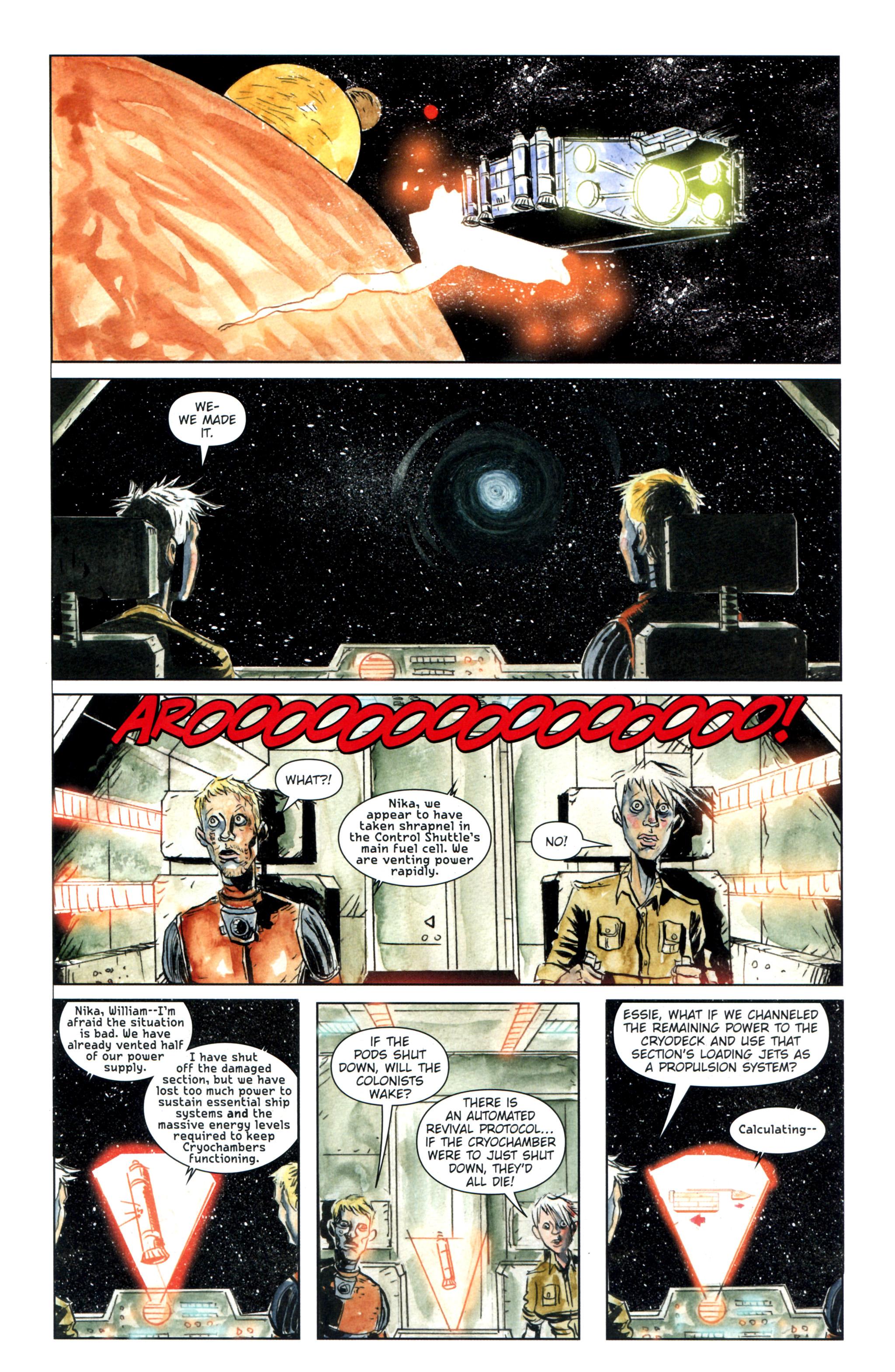 Read online Trillium comic -  Issue #8 - 13