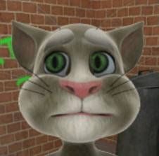 IGRICE ZA DECU Talking Tom Cat 2