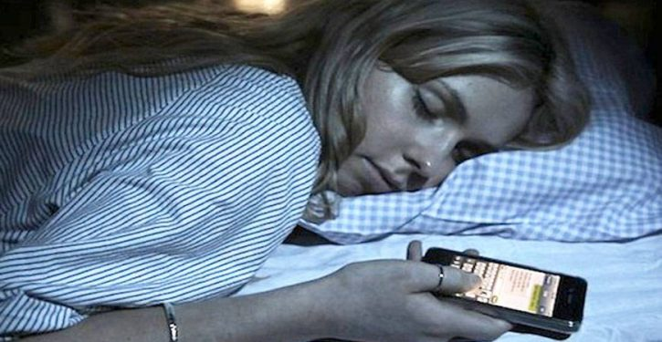 If You Sleep With Your Phone