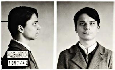 Walter Klingenbeck mugshot