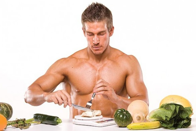 Diet for Building Muscle