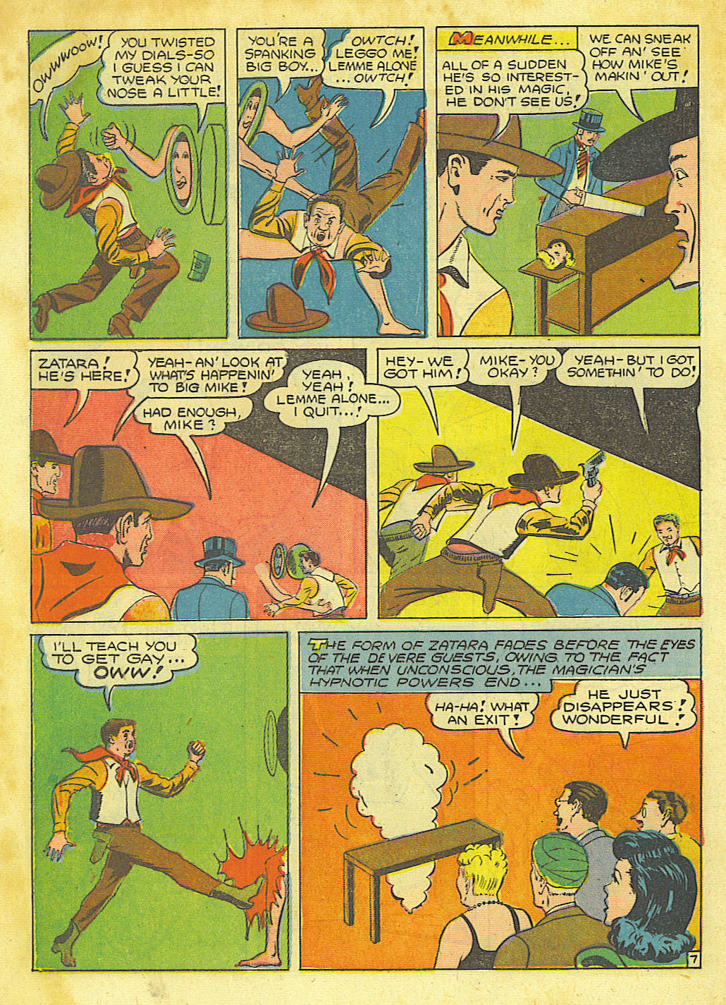 Read online Action Comics (1938) comic -  Issue #67 - 56