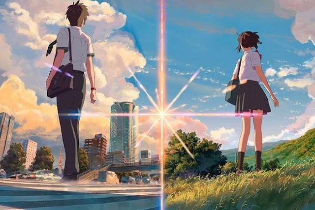 Đánh giá phim: Your Name - một bộ phim đẹp về tình yêu học trò