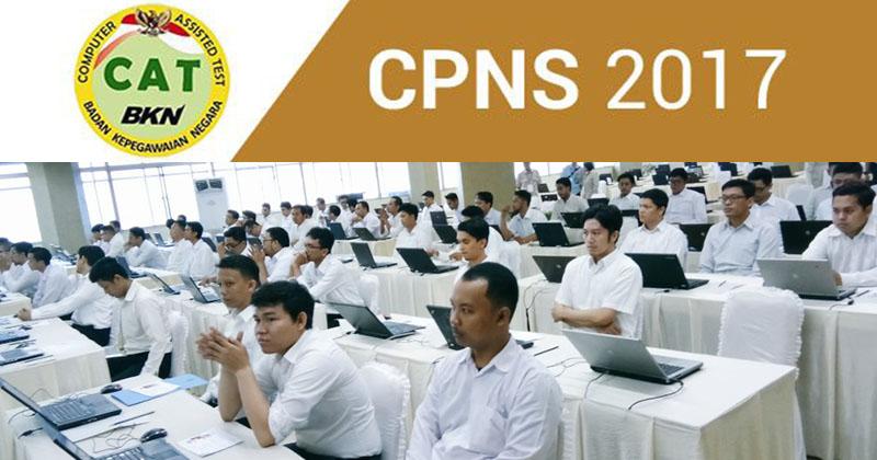 CPNS Kemenkumham 2017 - Hasil Tes SKD CAT CPNS Terbit, Unduh Di Website Resmi Ini