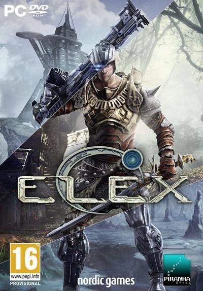 โหลดเกมส์ ELEX
