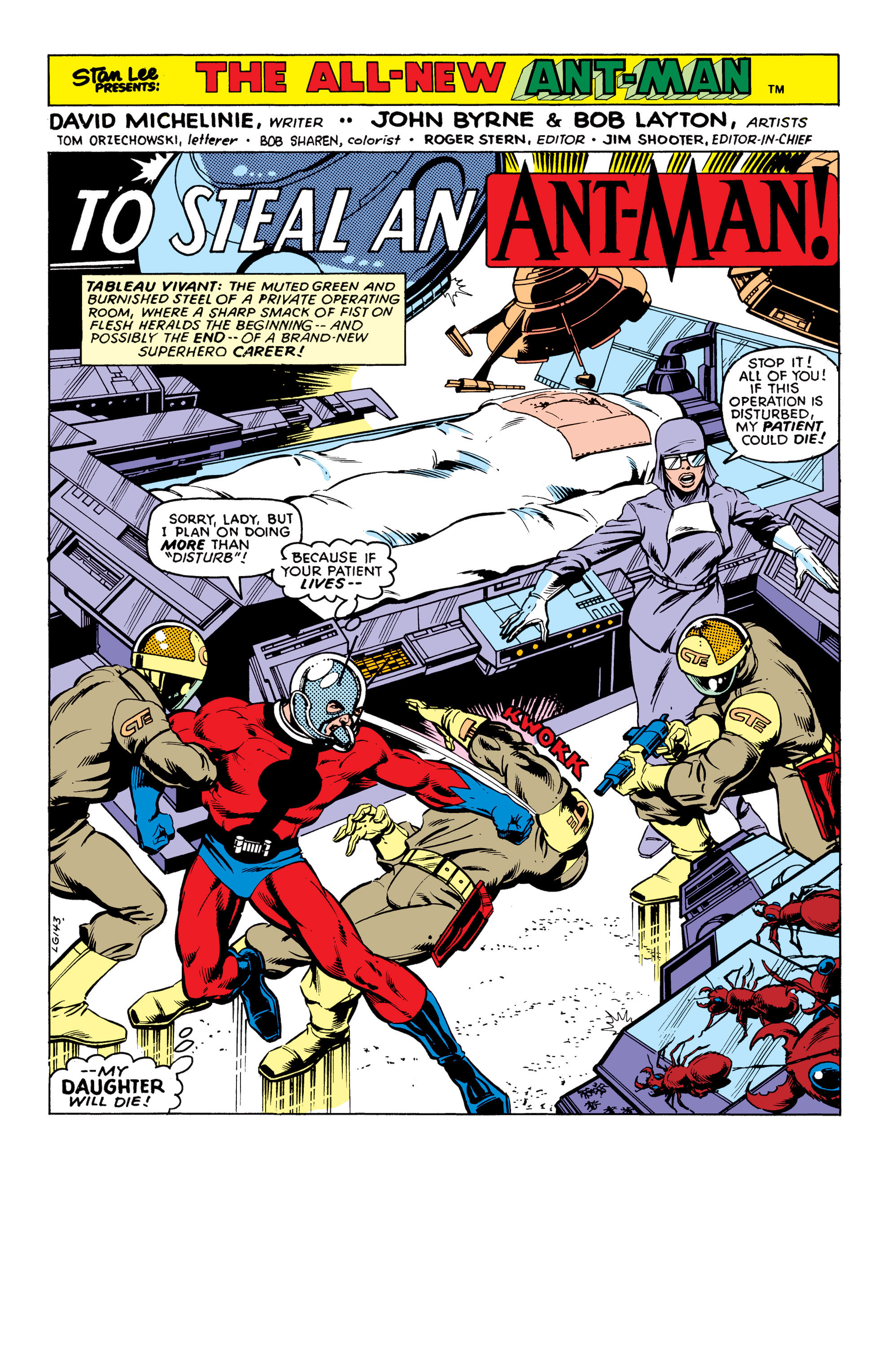 Read online Ant-Man comic -  Issue #Ant-Man _TPB - 5