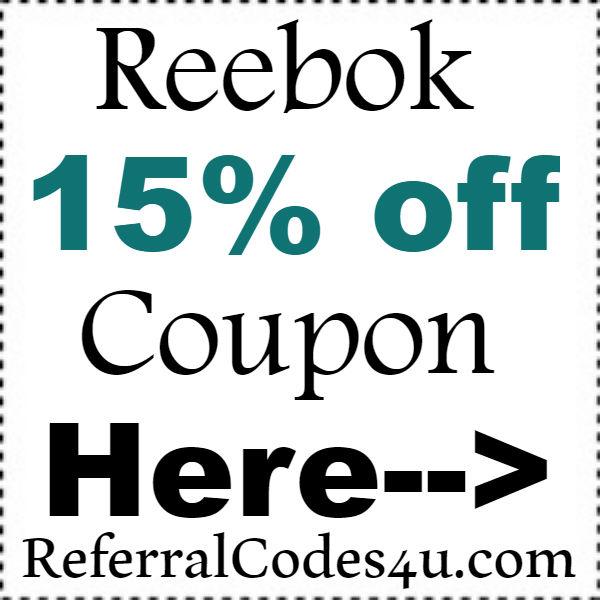 reebok coupon code 2019