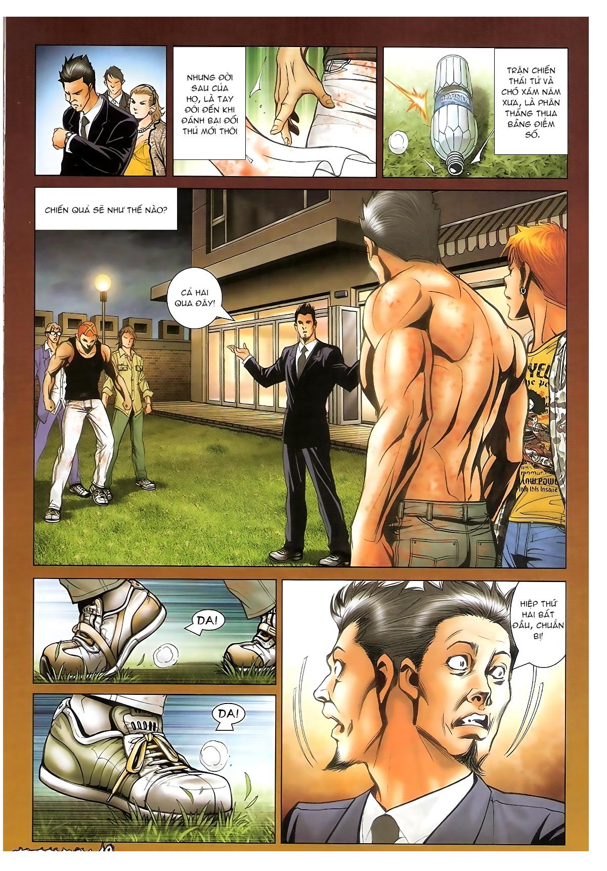 Người Trong Giang Hồ - Chapter 1365: Thái Tử trùng hiện - Pic 17