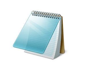 trucchi notepad
