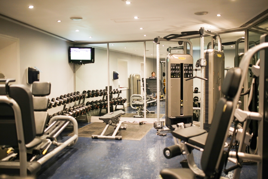 FITNESS ROOM TAJ HOTEL