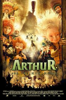 Arthur si Minimoys dublat in romana
