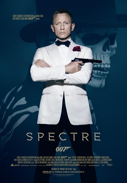 Spectre (2015) Film indir