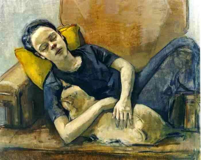 Американская художница. Mary Beth McKensie